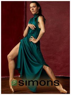 Simons catalogue ( More than a month )