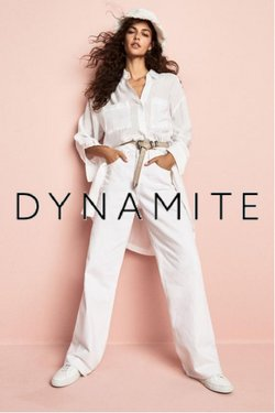 Clothing, Shoes & Accessories deals in the Dynamite catalogue ( Expires tomorrow)