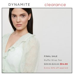 Dynamite deals in the Dynamite catalogue ( 25 days left)