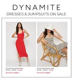 Dynamite catalogue ( 14 days left)
