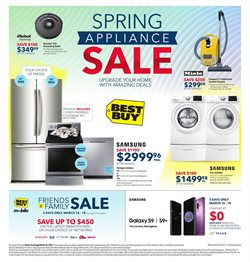 Electronics & Appliances offers in the Best Buy catalogue in Vancouver
