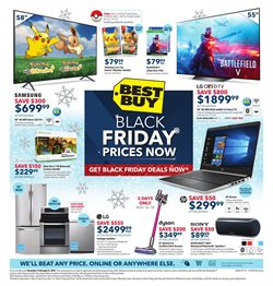 Electronics & Appliances offers in the Best Buy catalogue in Saint-Jérôme