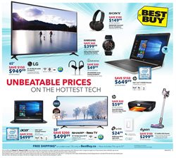 Best Buy deals in the Bolton flyer
