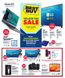 Best Buy deals in the Chatham-Kent flyer