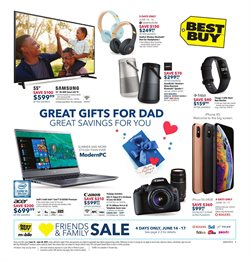 Electronics offers in the Best Buy catalogue in Regina