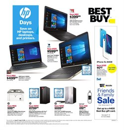 Electronics offers in the Best Buy catalogue in Buckingham