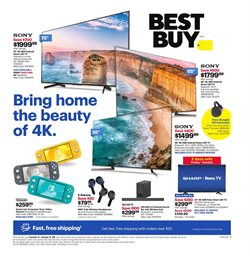 Best Buy deals in the Toronto flyer