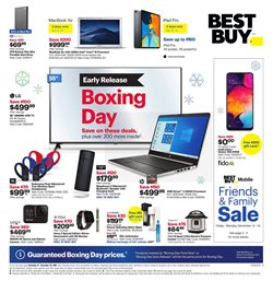 Electronics offers in the Best Buy catalogue in Toronto