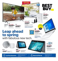 Electronics offers in the Best Buy catalogue in Vancouver ( 1 day ago )