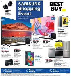 Electronics offers in the Best Buy catalogue in Edmonton ( Expires today )