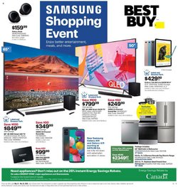 Best Buy catalogue ( Expires today)