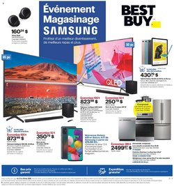 Best Buy catalogue in Montreal ( 3 days left )