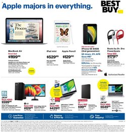 Electronics offers in the Best Buy catalogue in Edmonton ( Expires tomorrow )