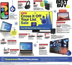 Black Friday deals in the Best Buy catalogue ( 1 day ago)