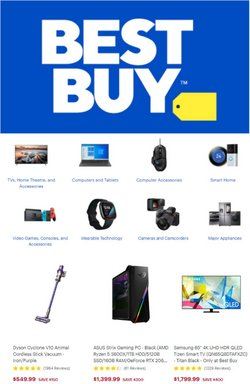 Best Buy catalogue ( 3 days left )