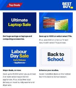 Best Buy deals in the Best Buy catalogue ( Expired)