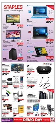 Electronics & Appliances offers in the Staples catalogue in London