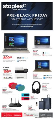 Electronics & Appliances offers in the Staples catalogue in Saint-Jérôme