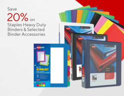 Staples coupon ( 2 days left )