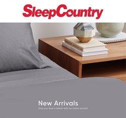 Sleep Country catalogue ( 3 days ago )