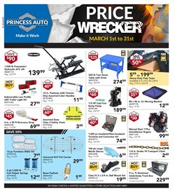 Cars, motorcycles & spares offers in the Princess Auto catalogue in Bolton