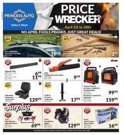 Automotive offers in the Princess Auto catalogue in Toronto ( 24 days left )