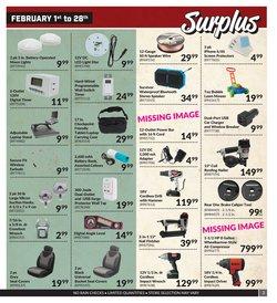 Princess Auto catalogue ( 2 days left )