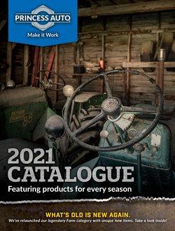 Automotive deals in the Princess Auto catalogue ( 7 days left)