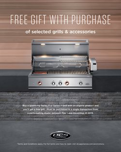 Goemans Appliances deals in the Hamilton flyer