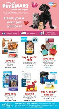 Petsmart catalogue ( Expired )
