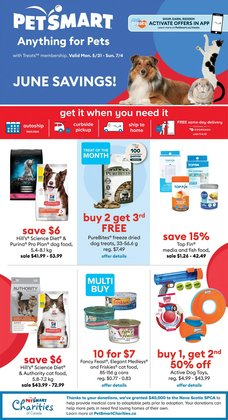 Grocery deals in the Petsmart catalogue ( 1 day ago)