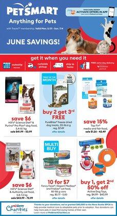 Petsmart deals in the Petsmart catalogue ( 1 day ago)