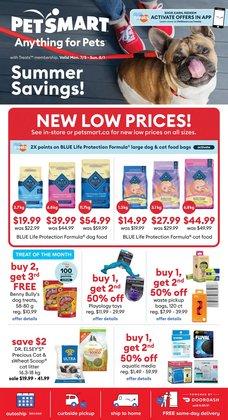 Petsmart deals in the Petsmart catalogue ( 7 days left)