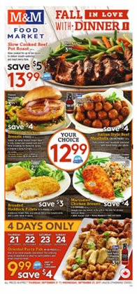 M&M Meat Shops deals in the Charlottetown (Prince Edward Island) flyer