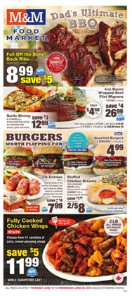M&M Meat Shops deals in the Sudbury flyer