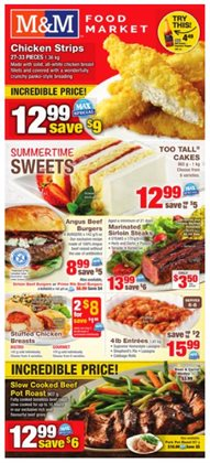 Grocery offers in the M&M Meat Shops catalogue in Rouyn-Noranda