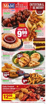 M&M Meat Shops deals in the Cornwall flyer