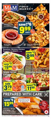 M&M Meat Shops deals in the Calgary flyer