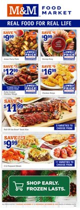 M&M Meat Shops catalogue ( Expires tomorrow )