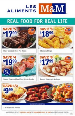 M&M Meat Shops catalogue ( 1 day ago)