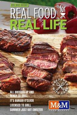 M&M Meat Shops catalogue ( 13 days left)