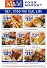 M&M Meat Shops catalogue ( 2 days left )