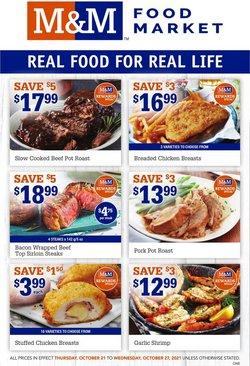 M&M Meat Shops catalogue ( 2 days left)