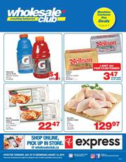 Wholesale Club Mississauga 325 Central Parkway W | Flyer & Hours