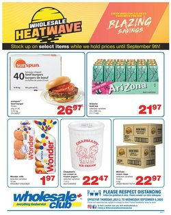 Wholesale Club catalogue ( 29 days left )