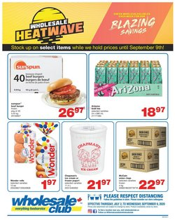 Wholesale Club catalogue in Toronto ( 29 days left )