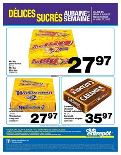 Wholesale Club catalogue in Montreal ( 29 days left )