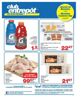 Wholesale Club catalogue in Montreal ( 8 days left )