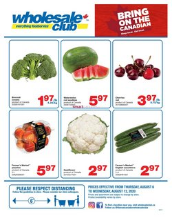 Wholesale Club catalogue ( Expires tomorrow )