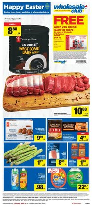 Wholesale Club catalogue in Calgary ( Expired )